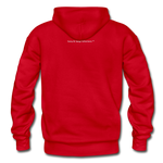 I Have Favor Gildan Heavy Blend Adult Hoodie - red