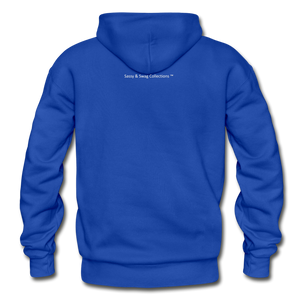 I Have Favor Gildan Heavy Blend Adult Hoodie - royal blue