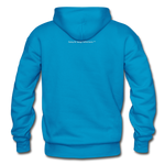 I Have Favor Gildan Heavy Blend Adult Hoodie - turquoise