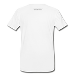 A Gr8ful Heart Men's Premium T-Shirt - white