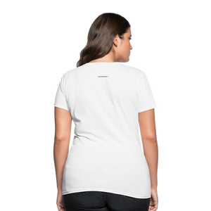 Incredible Praise Women's T-Shirt - white