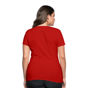 Incredible Praise Women's T-Shirt - red