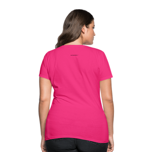 Incredible Praise Women's T-Shirt - fuchsia