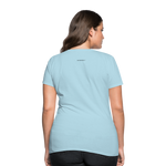 Incredible Praise Women's T-Shirt - powder blue