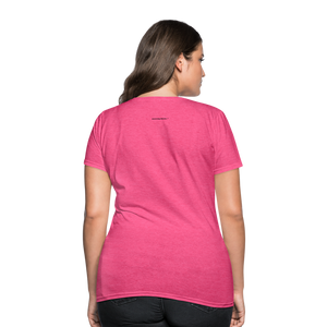 Incredible Praise Women's T-Shirt - heather pink