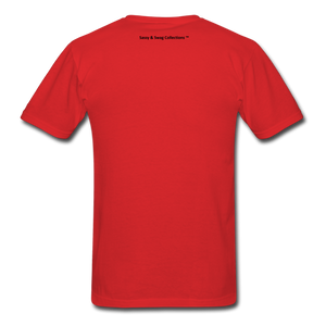 #legacywealth Unisex Classic T-Shirt - red