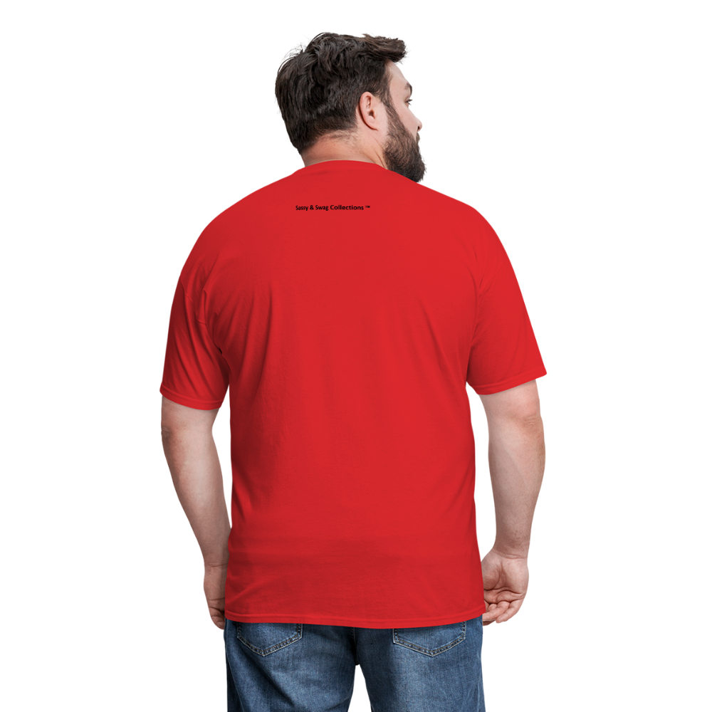 Prosperity Men's Classic T-Shirt - red