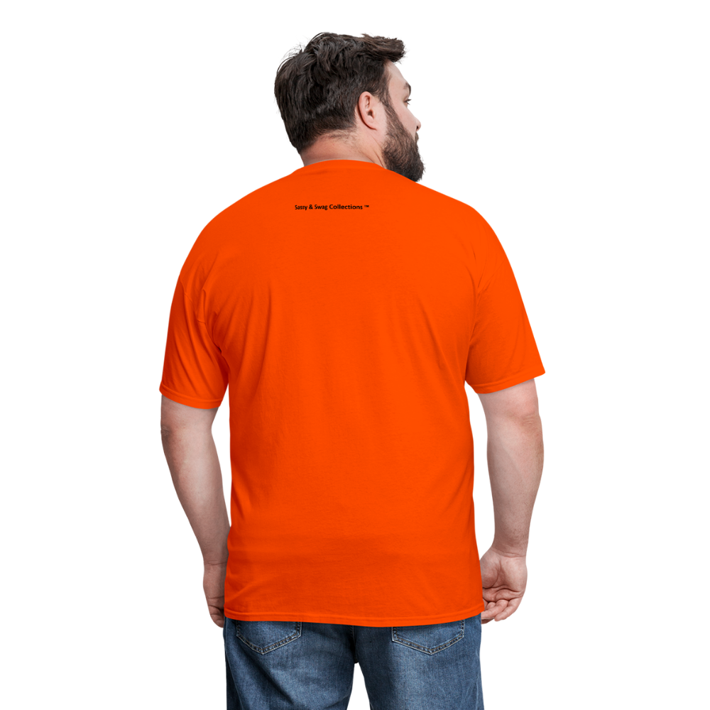 Prosperity Men's Classic T-Shirt - orange