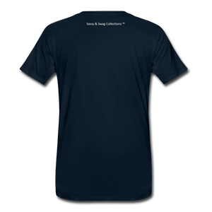 God Is Good Men's Premium T-Shirt - deep navy
