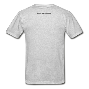Fearfully Made Men's Tagless T-Shirt - heather gray