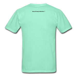 Fearfully Made Men's Tagless T-Shirt - deep mint