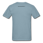 Fearfully Made Men's Tagless T-Shirt - stonewash blue