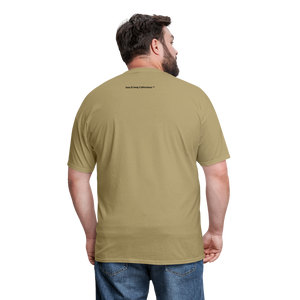 Faith of a Mustard See Men's T-Shirt - khaki