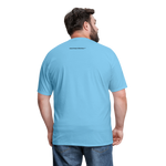 Faith of a Mustard See Men's T-Shirt - aquatic blue
