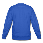 Created To Win Unisex Crewneck Sweatshirt - royal blue