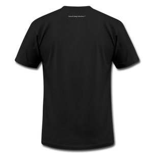 Created To Win Unisex Jersey T-Shirt - black