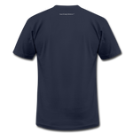 Created To Win Unisex Jersey T-Shirt - navy