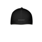 In God I Trust Unisex Baseball Cap - black