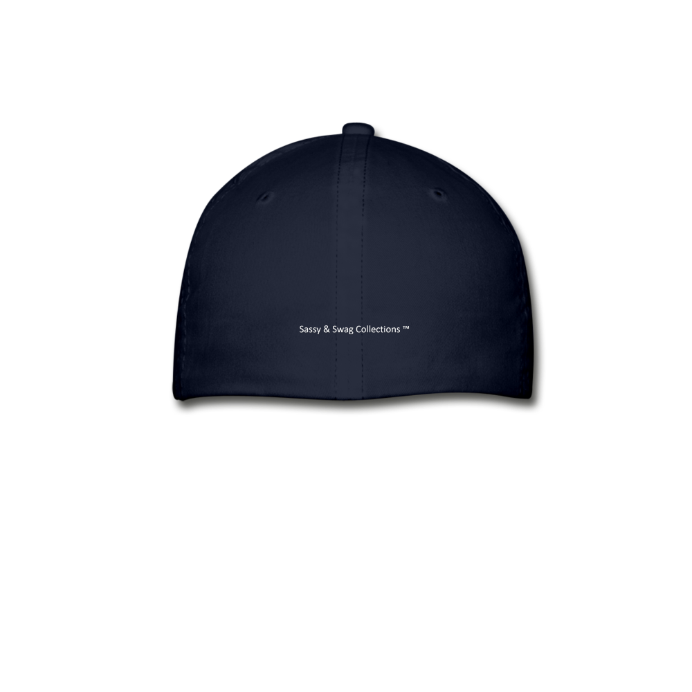 In God I Trust Unisex Baseball Cap - navy
