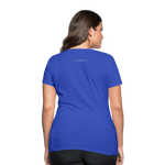 Put on the Whole Armor of God Women's T-Shirt - royal blue