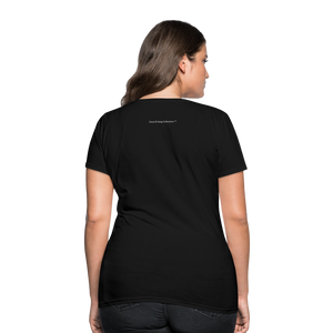 Put on the Whole Armor of God Women's T-Shirt - black