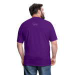 Put on the Whole Armor of God Men's Classic T-Shirt - purple