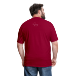 Put on the Whole Armor of God Men's Classic T-Shirt - dark red