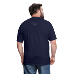 Put on the Whole Armor of God Men's Classic T-Shirt - navy