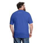 Jesus Is My Anchor Men's T-Shirt - royal blue
