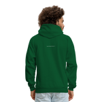 Jesus Is My Anchor Men's Hoodie - forest green