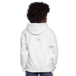 Locked and Loaded Women's Hoodie - white
