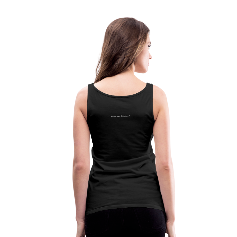 Champion Lead Women's Premium Tank Top - black