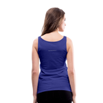 Champion Lead Women's Premium Tank Top - royal blue