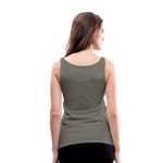 Champion Lead Women's Premium Tank Top - asphalt gray