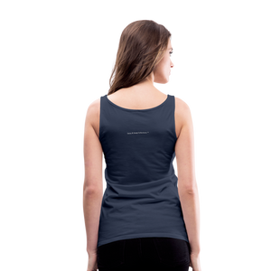 Champion Lead Women's Premium Tank Top - navy