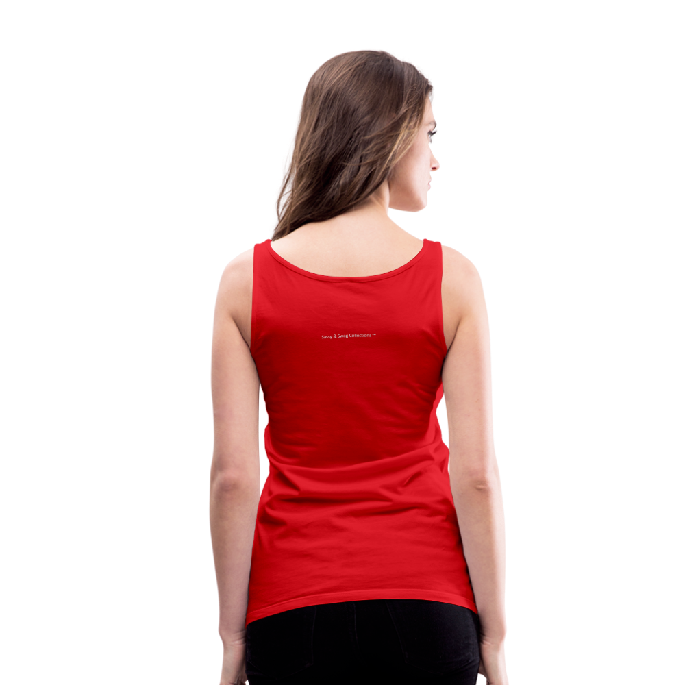 Champion Lead Women's Premium Tank Top - red