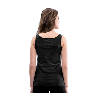 Champion Lead Women's Premium Tank Top - charcoal gray