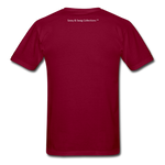 Champion Lead Unisex Classic T-Shirt - burgundy