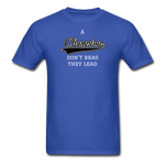 Champion Lead Unisex Classic T-Shirt - royal blue