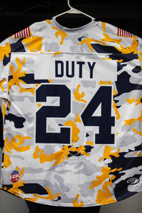 Military Jersey- #24 Freddy Gerard - Duty