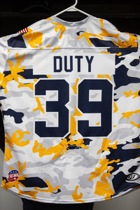 Military Jersey- #39 Jakob Reichert - Duty