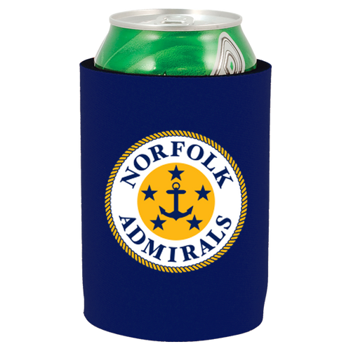 NOVELTY- 12 oz Full Logo Koozies