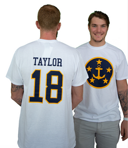 APPAREL-Rod Taylor Jersey T