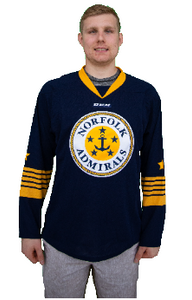JERSEY-Admirals Replica Road Jersey *End of Season Sale!*
