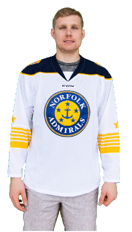 JERSEY-Admirals Replica Home Jersey *End of Season Sale!*
