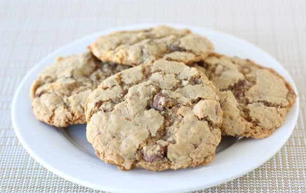 Toffee Coconut Cookie
