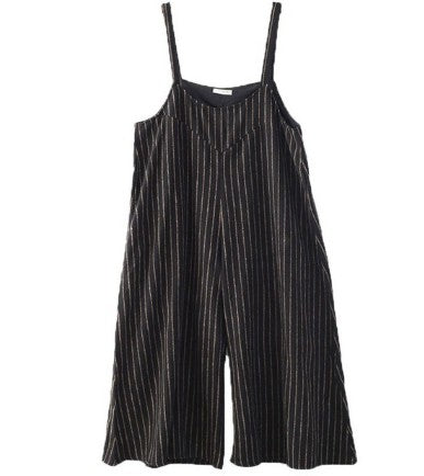 NEUTRALBLU DAZE STRIPED OVERALLS  - NeutralBlu Genderless Gender Neutral Fashion Clothing Line Androgynous Clothing Unisex