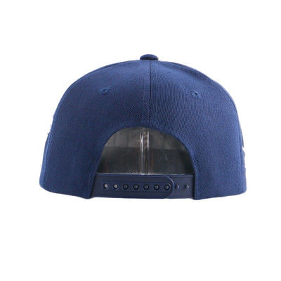 NEUTRALBLU HIP-HOP SNAPBACK  - NeutralBlu Genderless Gender Neutral Fashion Clothing Line Androgynous Clothing Unisex