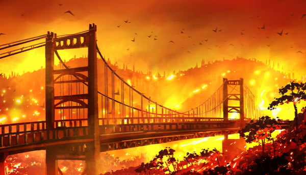 Are the 2020 California Wildfires the New Reality?
