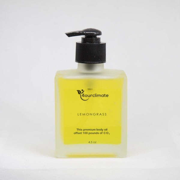 Lemongrass Natural Body Oil